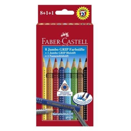 Set Jumbo Grip Buntstifte faber castell