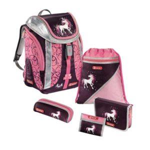 Flexline Set rosa lila Einhorn