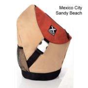 Mexico City Sandy Beach