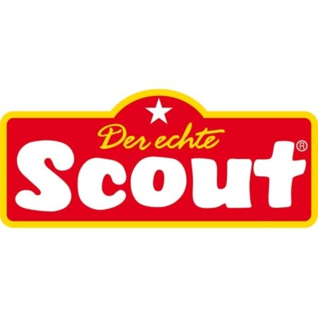 Scout Logo rot