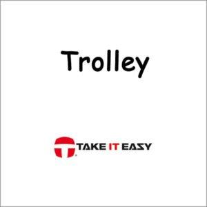 verschiedene Trolleys