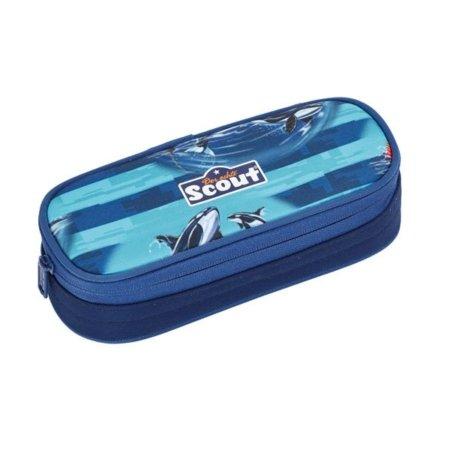 Schlamper Orca oval Box blau