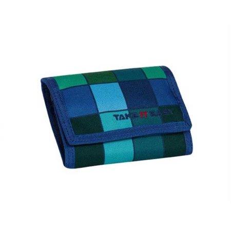 Geldbörse in blau von Take it easy