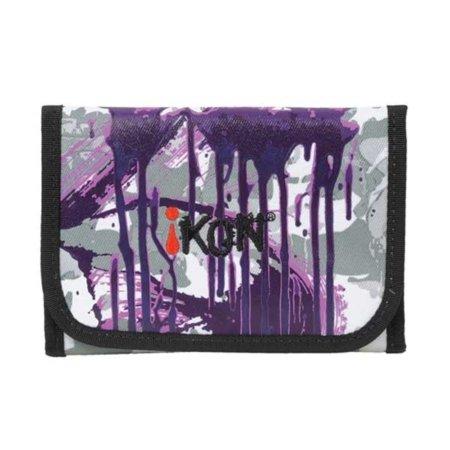 iKON Geldboerse in violet