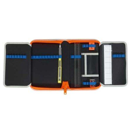 Maeppchen blau und orange