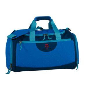 Sporttasche blau