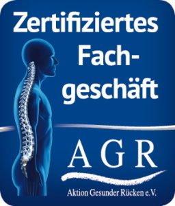 Zertifiziertes Fachgeschaeft Bensheim AGR