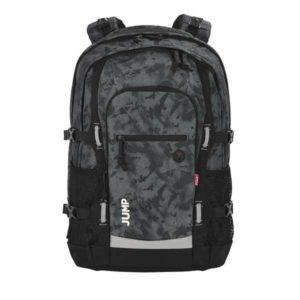 Rucksack mit schwarzem Camouflage-Muster