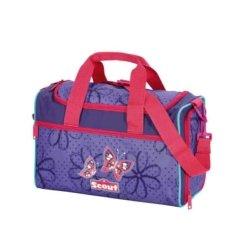 sporttasche rot und lila