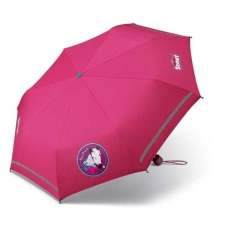 Pferdekopf Schirm