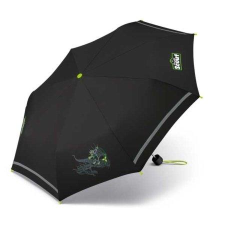 Ninja Schirm schwarz