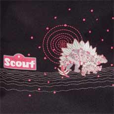 dinosaurier pink design