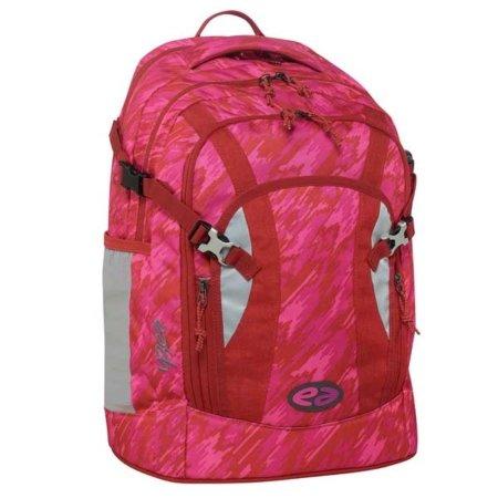Schulrucksack in pink