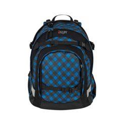 ikon blau karo rucksack