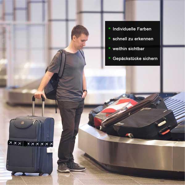 bei der kofferausgabe